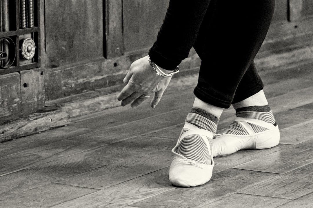 Age UK - Ballet