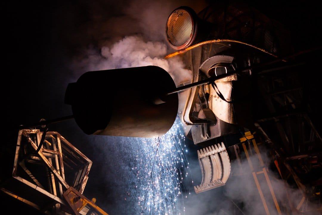 The Man Engine