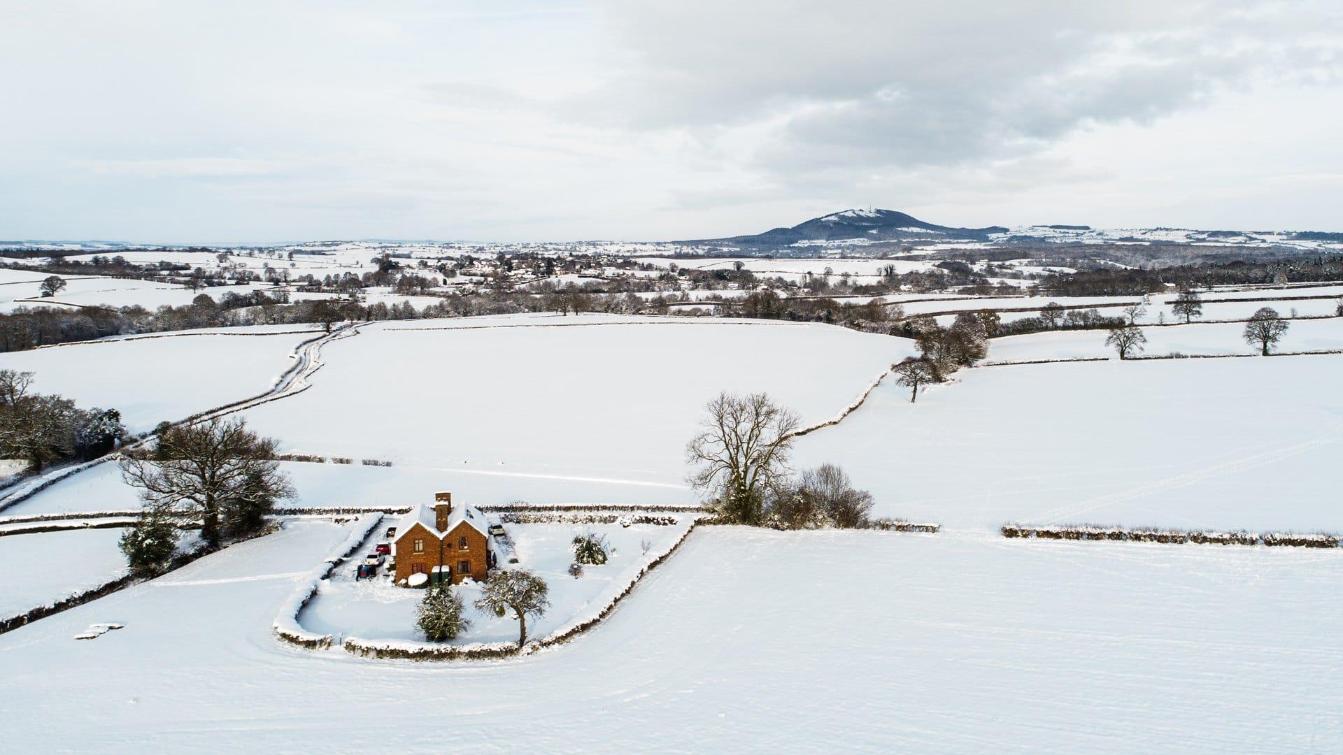 Snowscape Shropshire 2-1