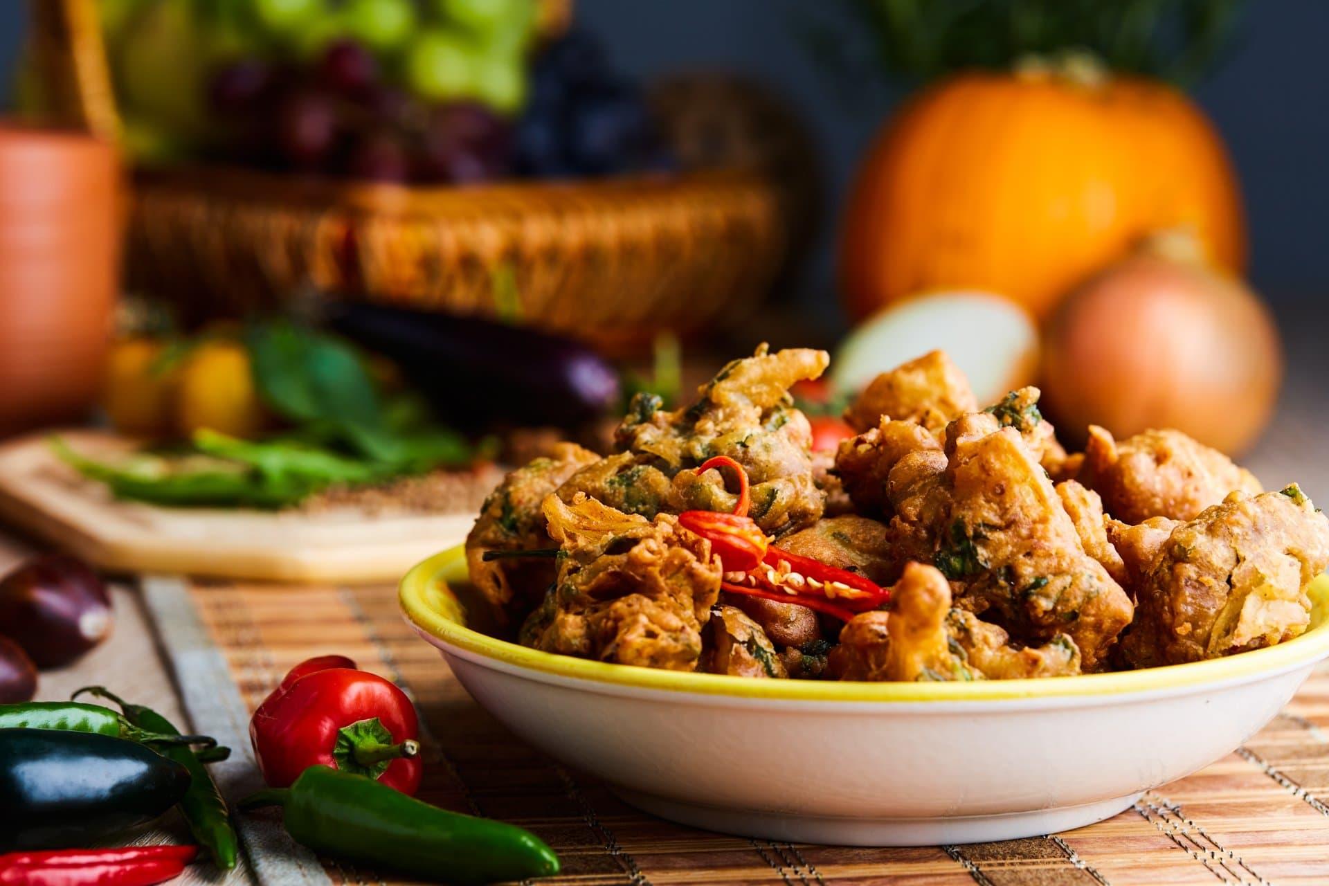 Afias Spicy Vegetable Pakora WGF 2020 2596
